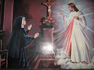 FAUSTINA E JESUS
