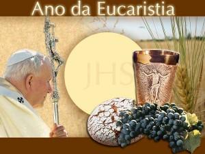 ano da eucaristia