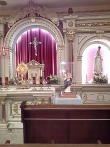 Encontro de Maria e Jesus